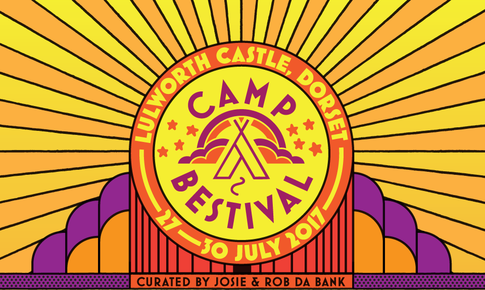 Camp Bestival: Lulworth Castle 2017