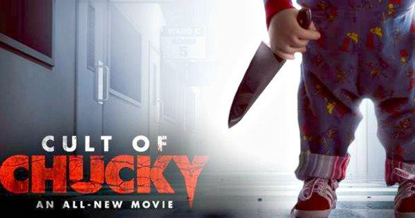 Cult of Chucky aka Child's Play 7 Movie Release