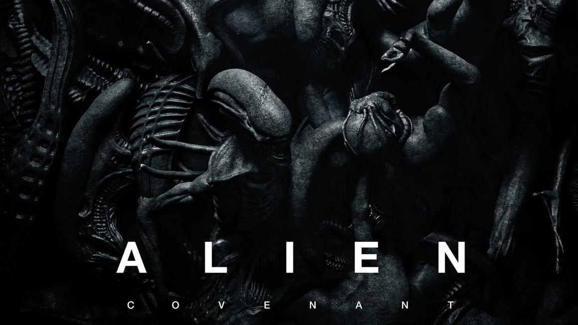 Alien: Covenant Movie Release