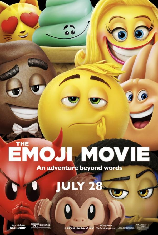 The Emoji Movie Release 2017