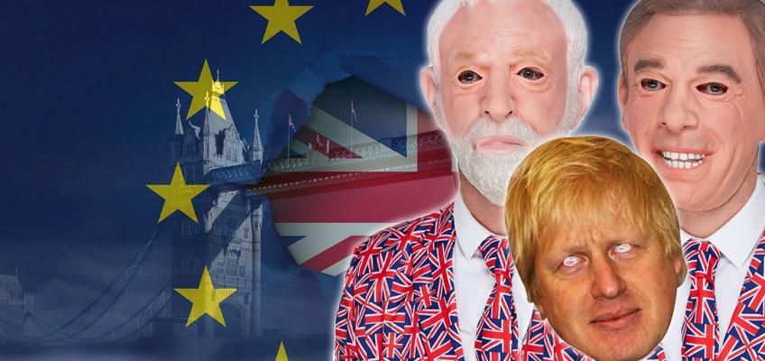 Leaving EU - Brexit - 31st January 2020