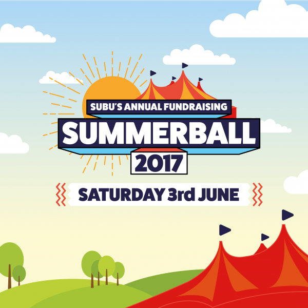 Summer Ball: Bournemouth Uni 2017