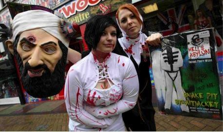 Defending the fancy dress industry from these supermarket giants