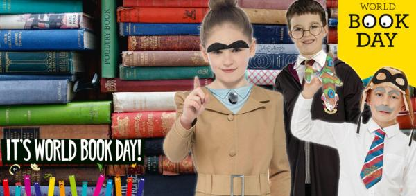 WORLD BOOK DAY 2021 IS NOT CANCELLED