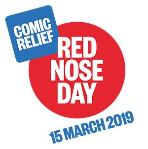 Comic Relief 2019 - All Things Red!