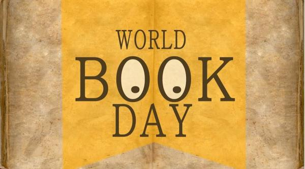 Celebrate World Book Day 5th March 2015