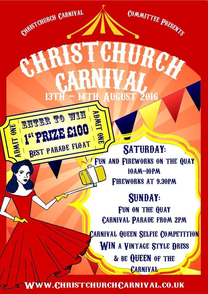 Christchurch Carnival 2016