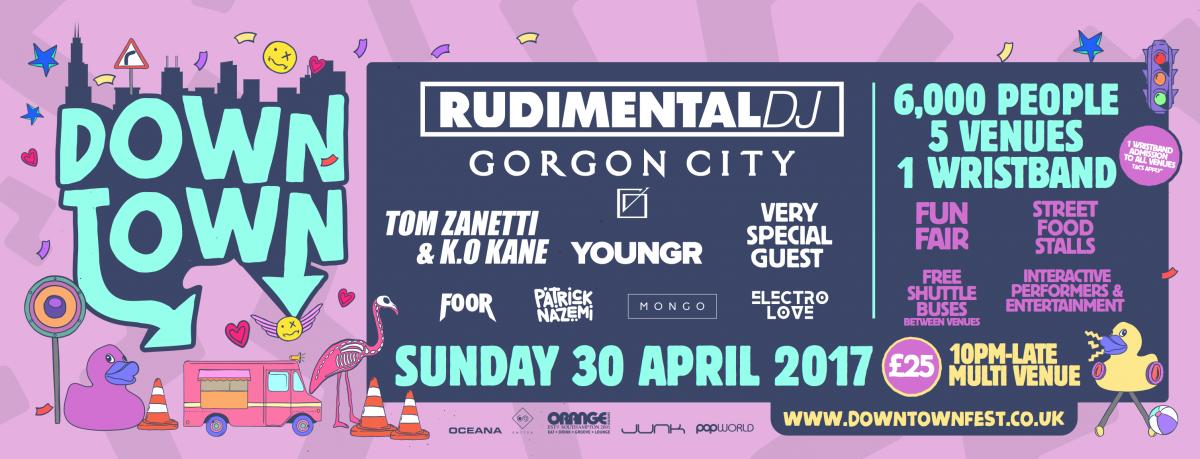Downtown Southampton Festival 2017