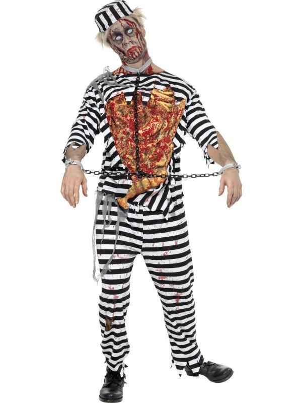 ONE PRISONER YOU CERTAINLY DON'T WANT TO ESCAPE!