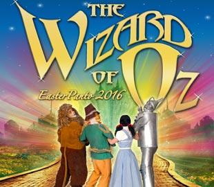 Wizard of Oz Easter Panto