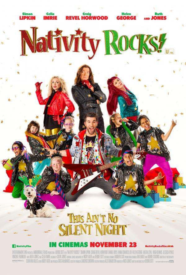 Nativity Rocks! Shine in the Nativity Play this Christmas!
