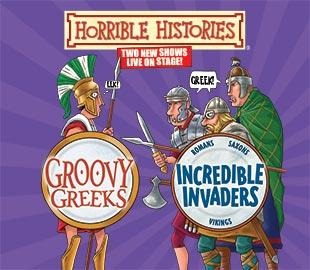 Horrible Histories Is Here