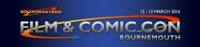Bournemouth Film and Comic Con Round 1