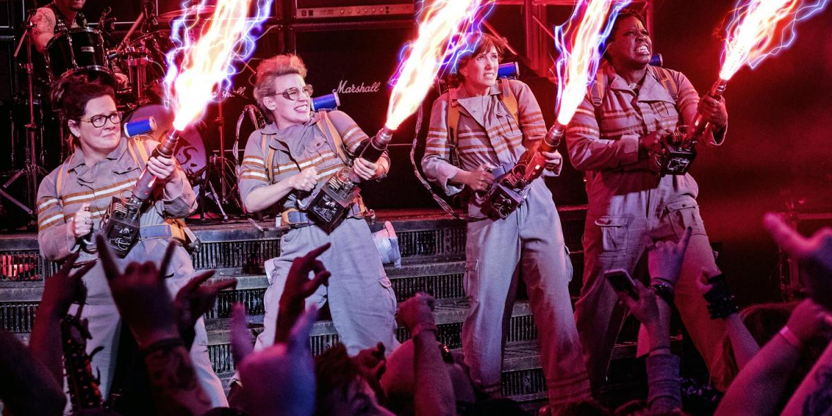 Ghostbusters Are Getting a Makeover!