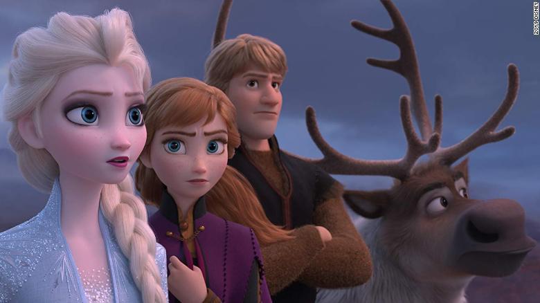 Frozen II Movie Release