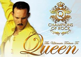 The Supreme Queen Concert Show