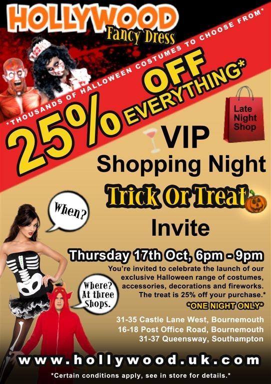 Hollywood Halloween Sample Sale, Date Announced!!