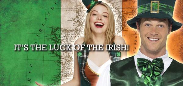 St Patricks Day 2017 - Be Prepared!