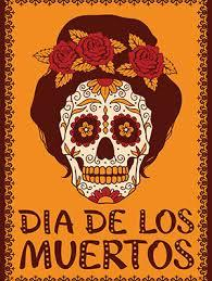 Day Of The Dead Dia De Los Meurtos