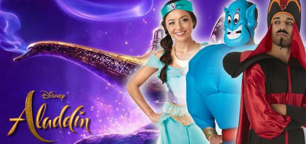 Aladdin Live Remake Movie Release