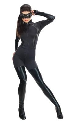 Catwoman Fancy Dress Outfit