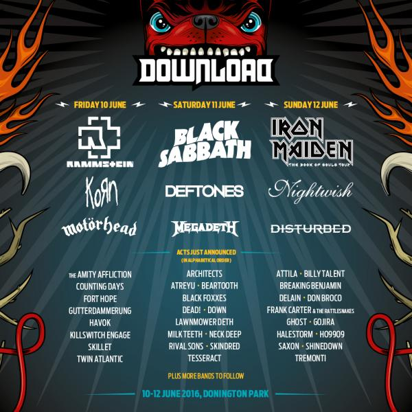 Download Festival Is Back!