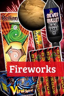 New Year Fireworks!
