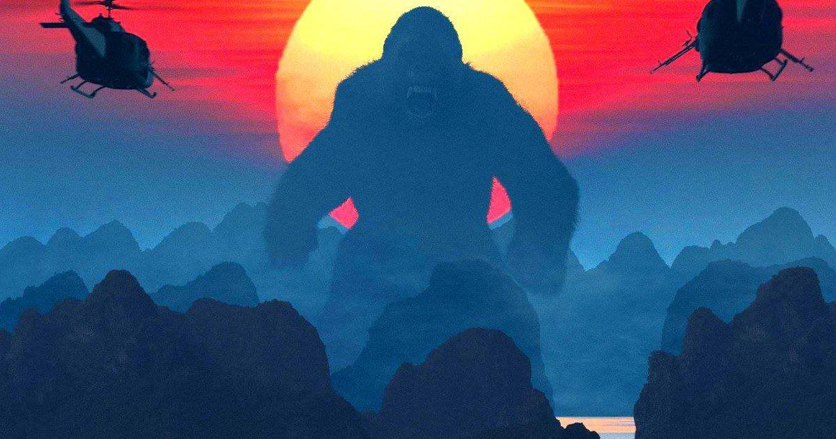 Kong: Skull Island Movie Release 2017