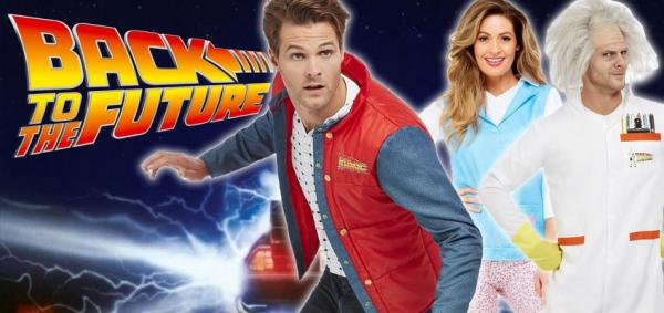 BRAND NEW Back to the Future Collection!