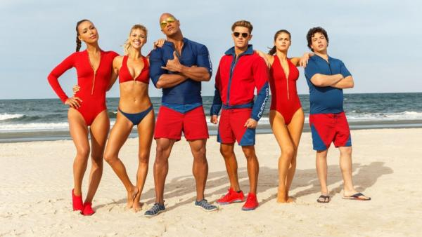 Baywatch 2017 Movie Release