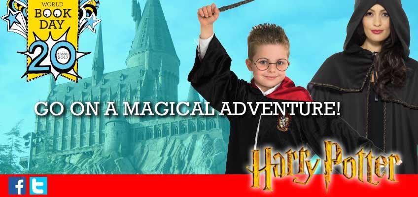 Harry Potter Phenomenon: World Book Day 2017