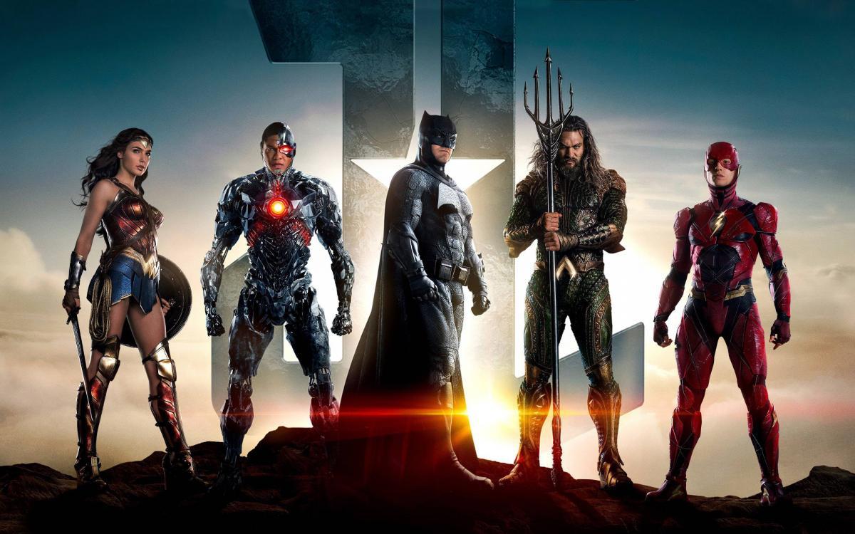 Justice League: Movie Release 2017
