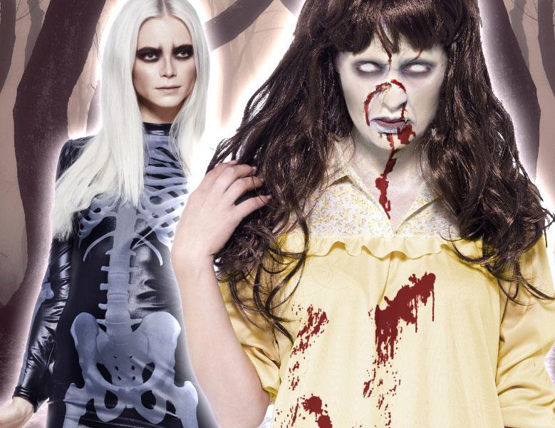 Ladies Top 10 Halloween Costumes 2017
