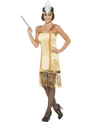 How to Dress for a Roaring 20s Theme Party