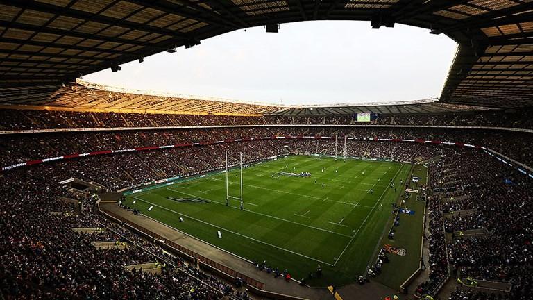 Twickenham HSBC World Rugby 7's