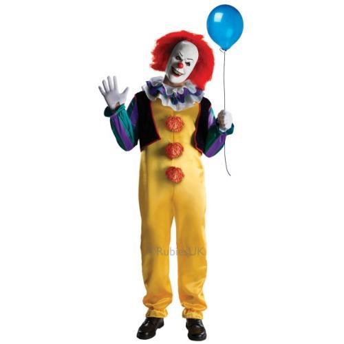 Clowns for Halloween 2016!