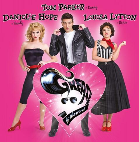 Grease The Musical: Mayflower Theatre, Southampton 2017