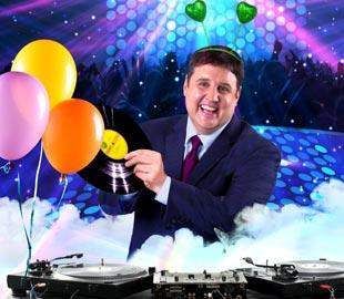 "Peter Kay ""Dance For Life"""