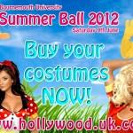 Bournemouth University Student Ball 2012