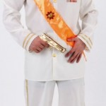 SACHA BARON COHEN'S THE DICTATOR COSTUME STYLE AT HOLLYWOOD!