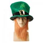 Irish it was St. Patrick's Day everyday!!