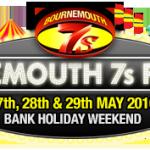 Bournemouth 7's 2016!