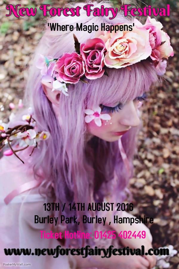 New Forset Fairy Festival