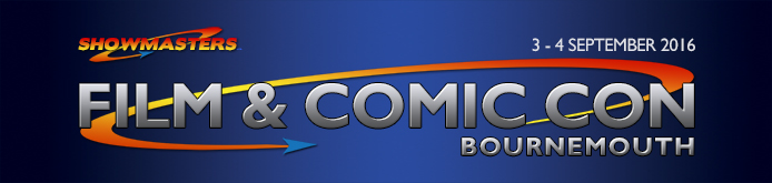 Bournemouth Film and Comic Con Round 2!