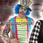 Sinister Circus: Halloween 2017