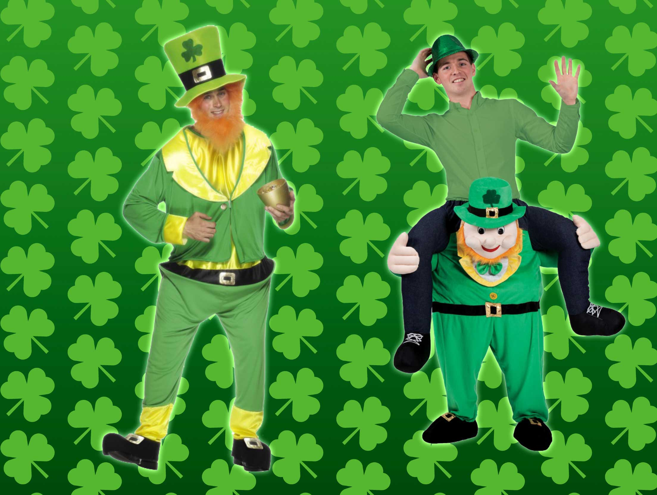 Leprechaun archives here at hollywood fancy dress we want to do all we can to make sure your day is the best and what does every irish festival never have enough of solutioingenieria Choice Image