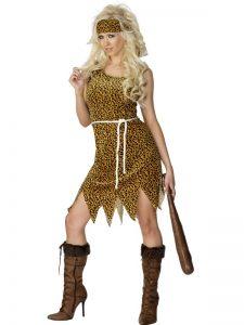 Student Ball - Cavewoman Costume