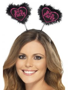 May Stag and Hen Dos - Love Heart Boppers