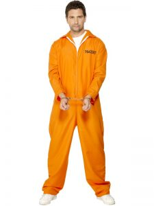 Student Ball - Convict Costume