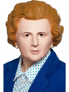 May Stag and Hen Dos - Maggie Thatcher Mask